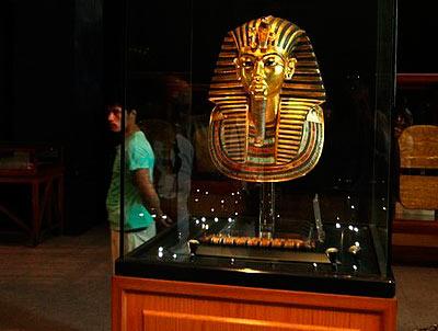 экспонаты египетского музея в каире