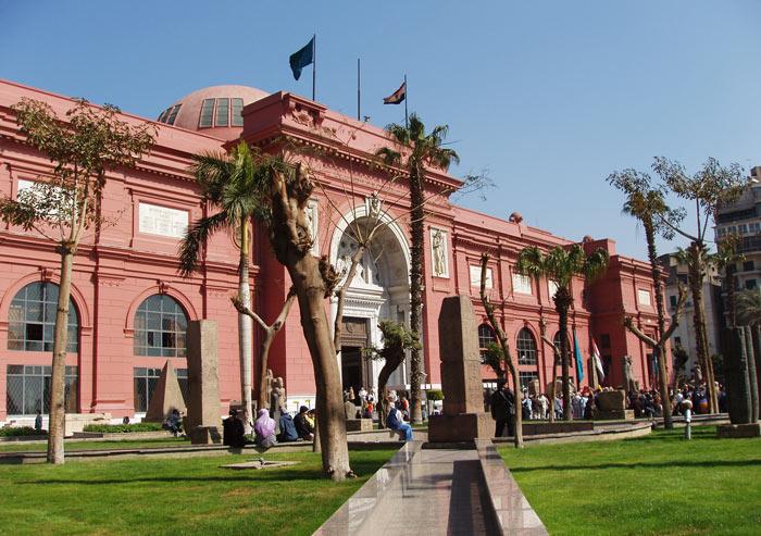 Египетский музей в Каире — сердце древней цивилизации