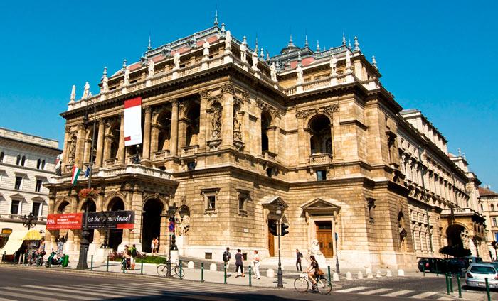 opera-Budapesht