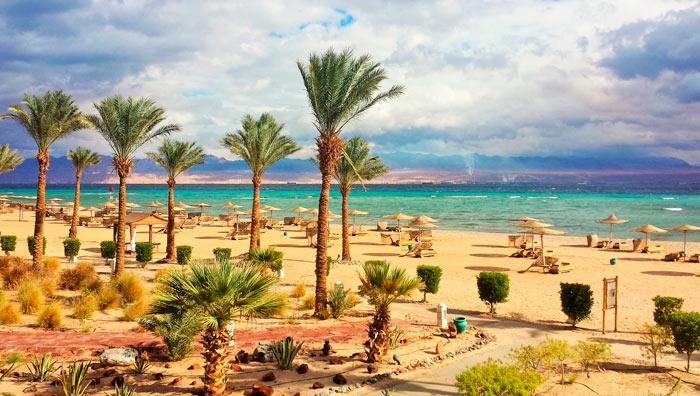 самые красивые пляжи Египта
