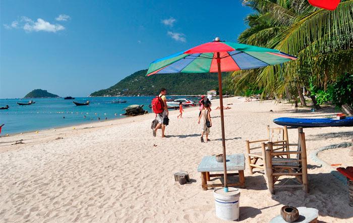 самые красивые пляжи Таиланда