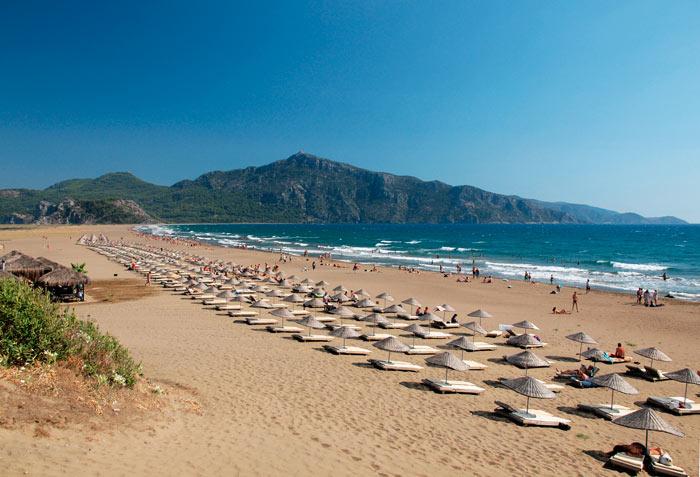 Iztuzu-beach