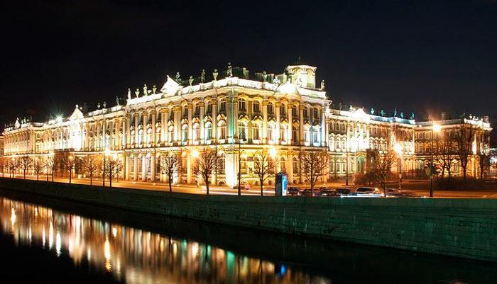 зимний дворец санкт петербург фото