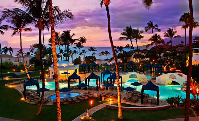 один из самых дорогих курортов в мире