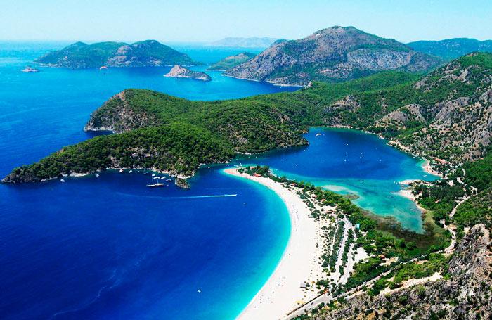 Лучший пляж Турции