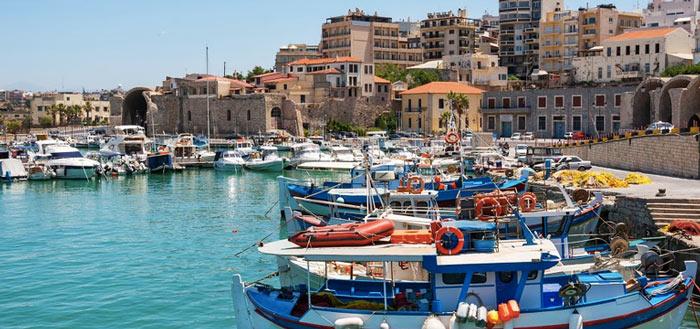 Остров Крит. Греция. Ираклион