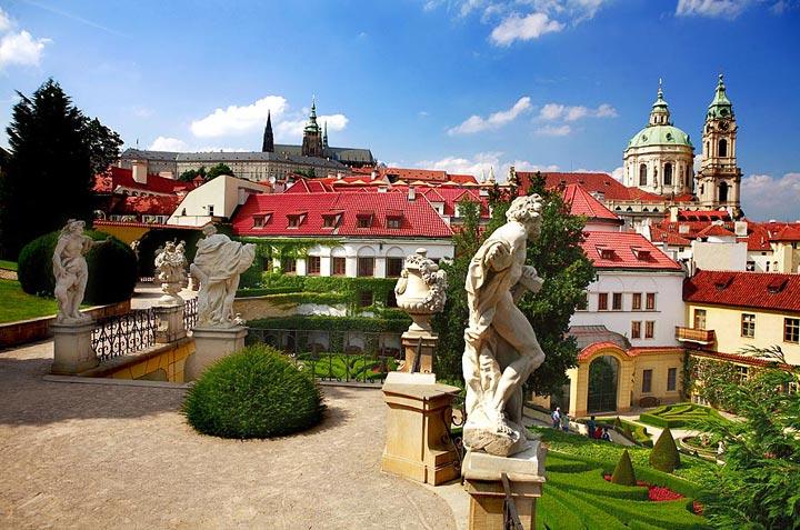 Достопримечательности Праги: Мала страна