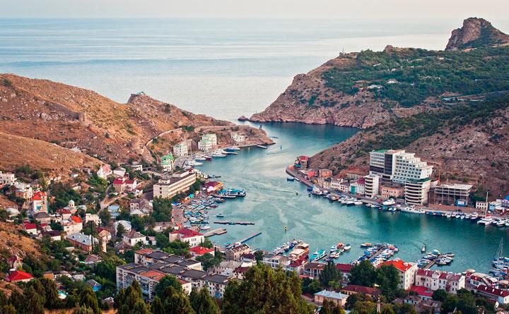 одна из достопримечательностей Крыма