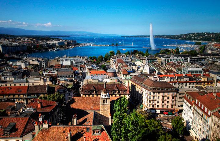 Главные достопримечательности в Женеве — ТОП-8