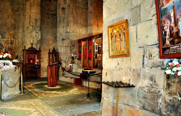 Достопримечательности Грузии: Монастырь Джвари
