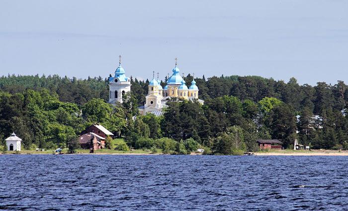 Самые интересные места Ленинградской области: Коновец