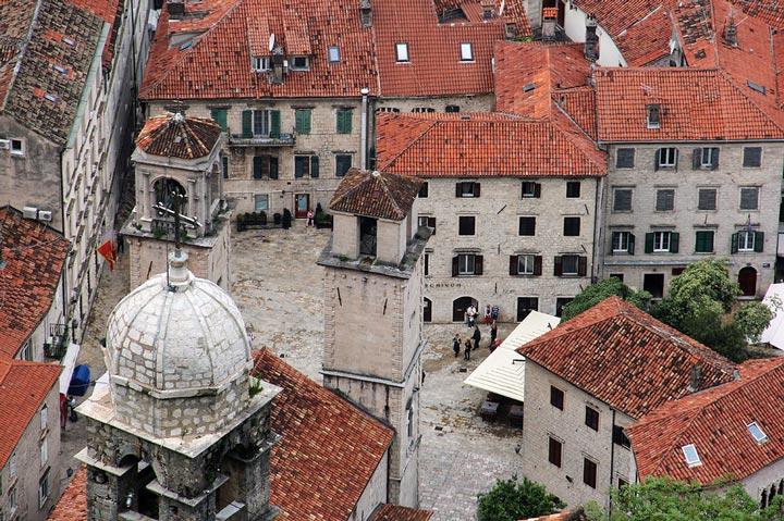 Лучшие достопримечательности Черногории: Старый Котор