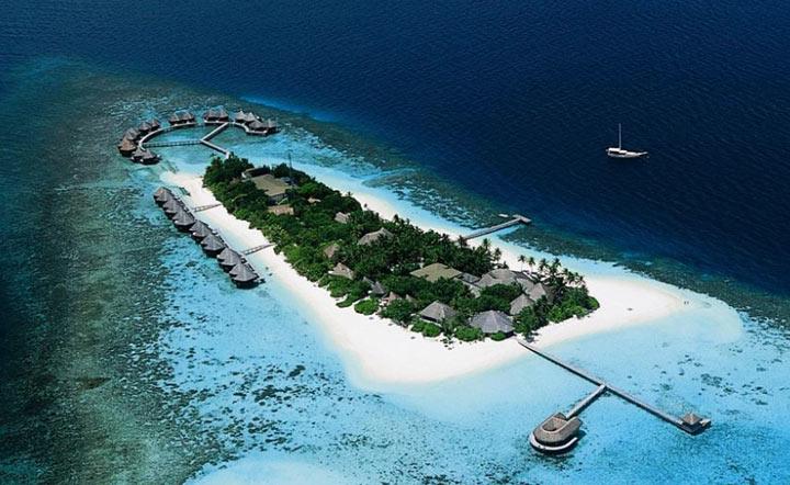 Лучшие курорты Мальдив