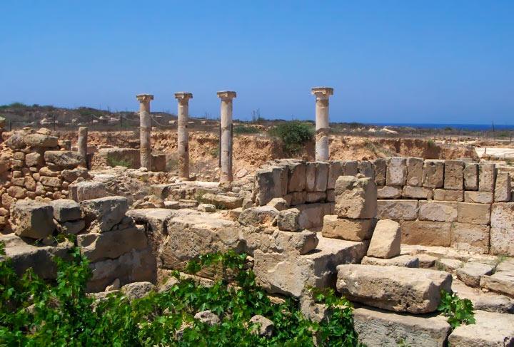 Достопримечательности Кипра. Описание