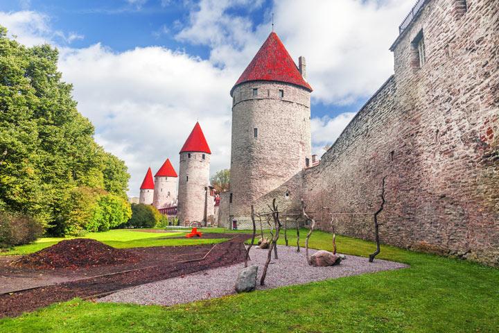 Что посмотреть в Таллине?
