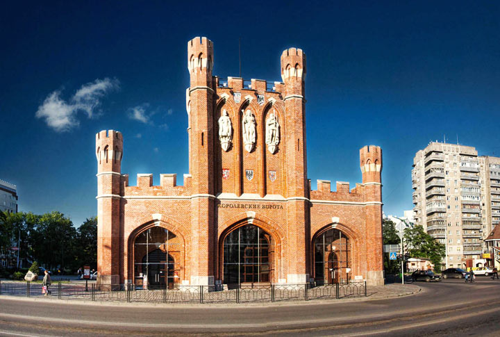 Калининград: что посмотреть туристу ?