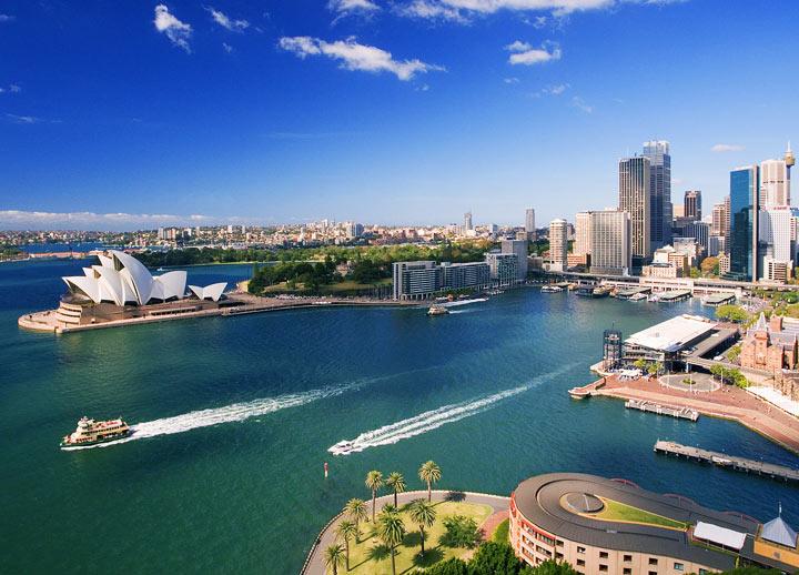 Интересные места Австралии - TRAVEL