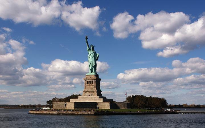 Достопримечательности США: Статуя свободы