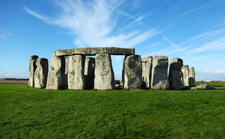 Достопримечательности Англии: Камни Стоунхенджа
