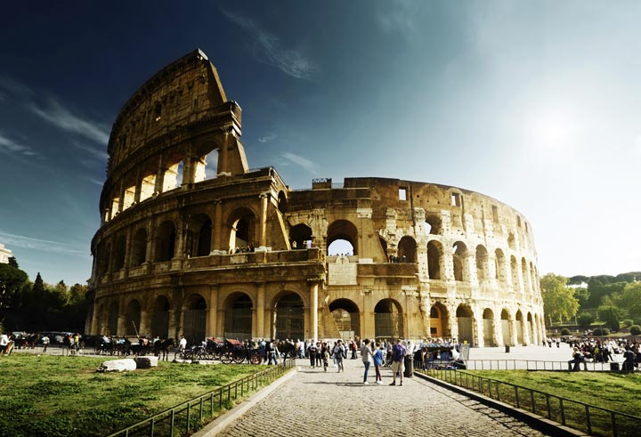 Достопримечательности Рима: Колизей
