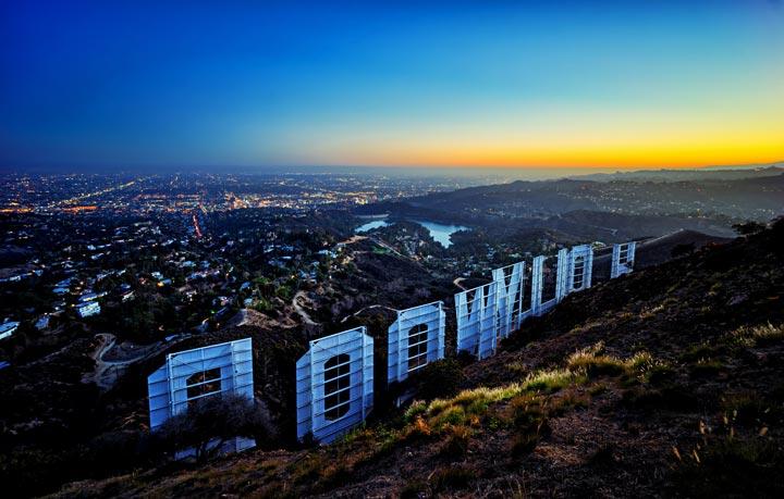 Достопримечательности Лос-Анджелеса: Голливуд