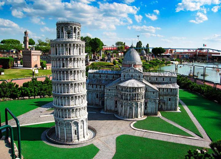 Главные достопримечательности городов Италии с фото