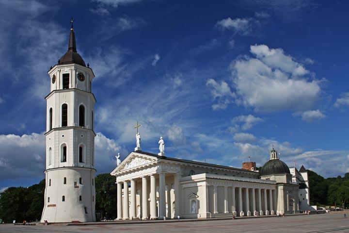 Вильнюс: достопримечательности