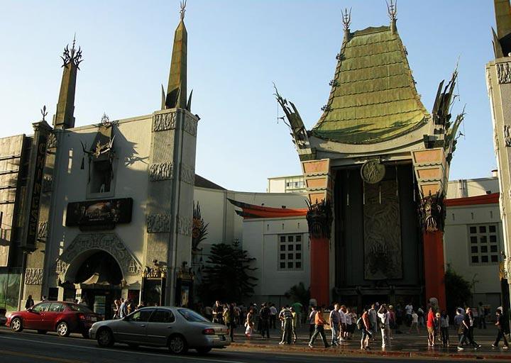 Главные достопримечательности Лос-Анджелеса. Фото