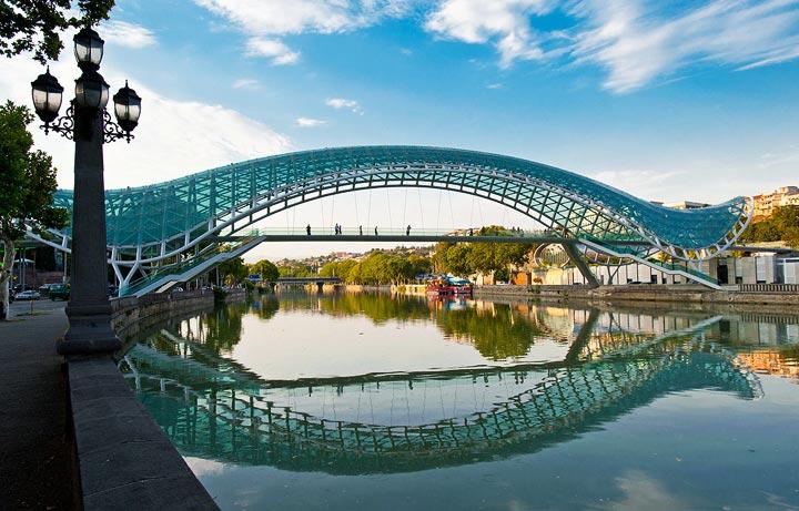 Город Тбилиси - достопримечательности