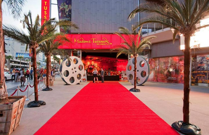 Достопримечательности Лос-Анджелеса: музей мадам Тюссо