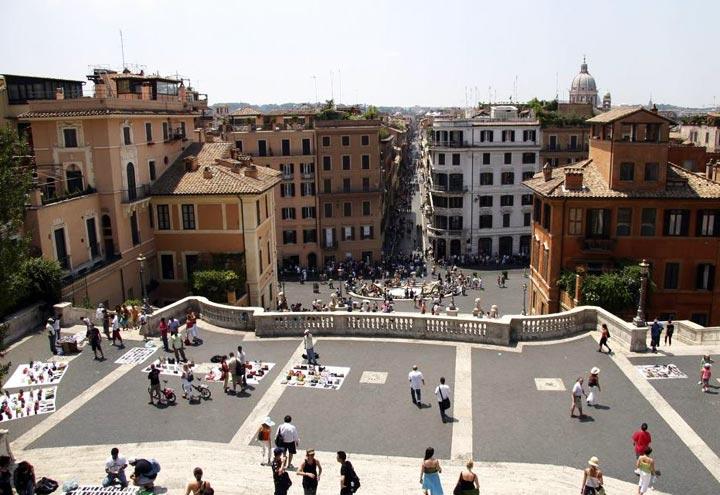 Достопримечательности Рима: ТОП-15