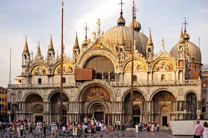 Главные достопримечательности Италии