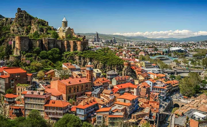 Достопримечательности Тбилиси: ТОП 16