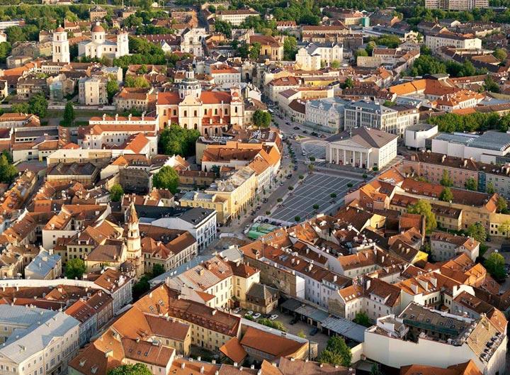Достопримечательности Вильнюса: 13 лучших мест