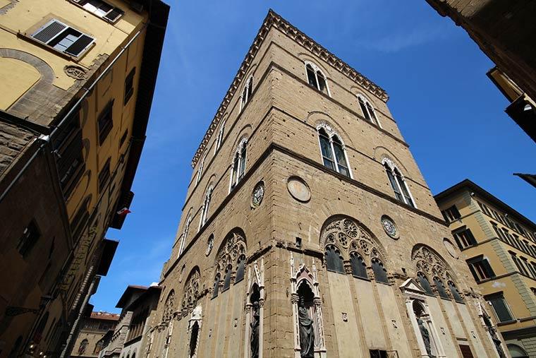 Достопримечательности Флоренции: Церковь Орсанмикеле