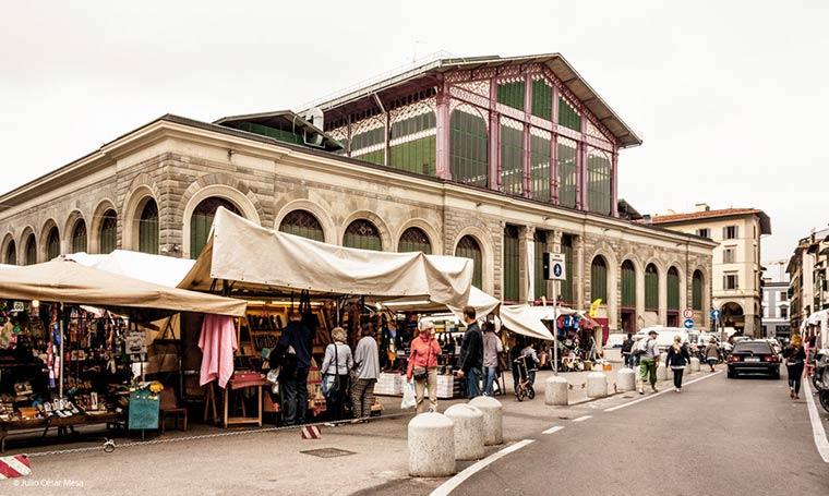 Достопримечательности Флоренции: Центральный рынок