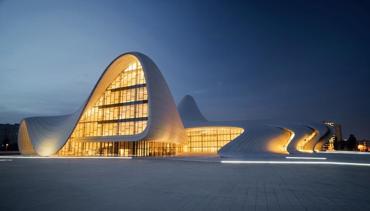 Баку: достопримечательности. Фото