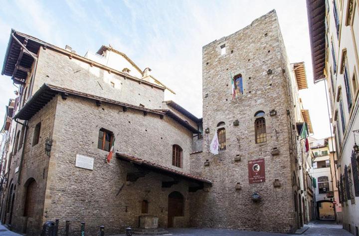 Достопримечательности Флоренции: Дом-музей Данте Алигьери