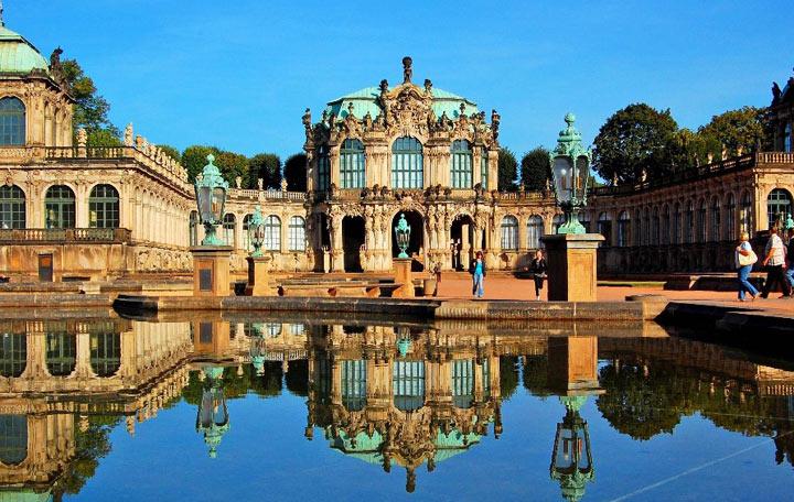 Главные достопримечательности Дрездена