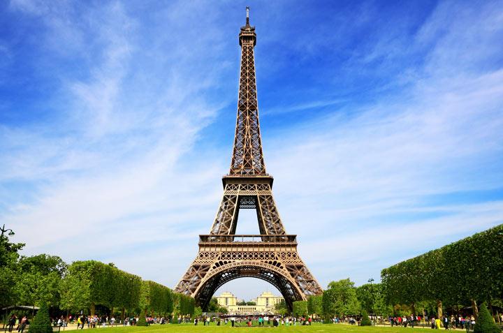 Достопримечательности Парижа - Топ 20