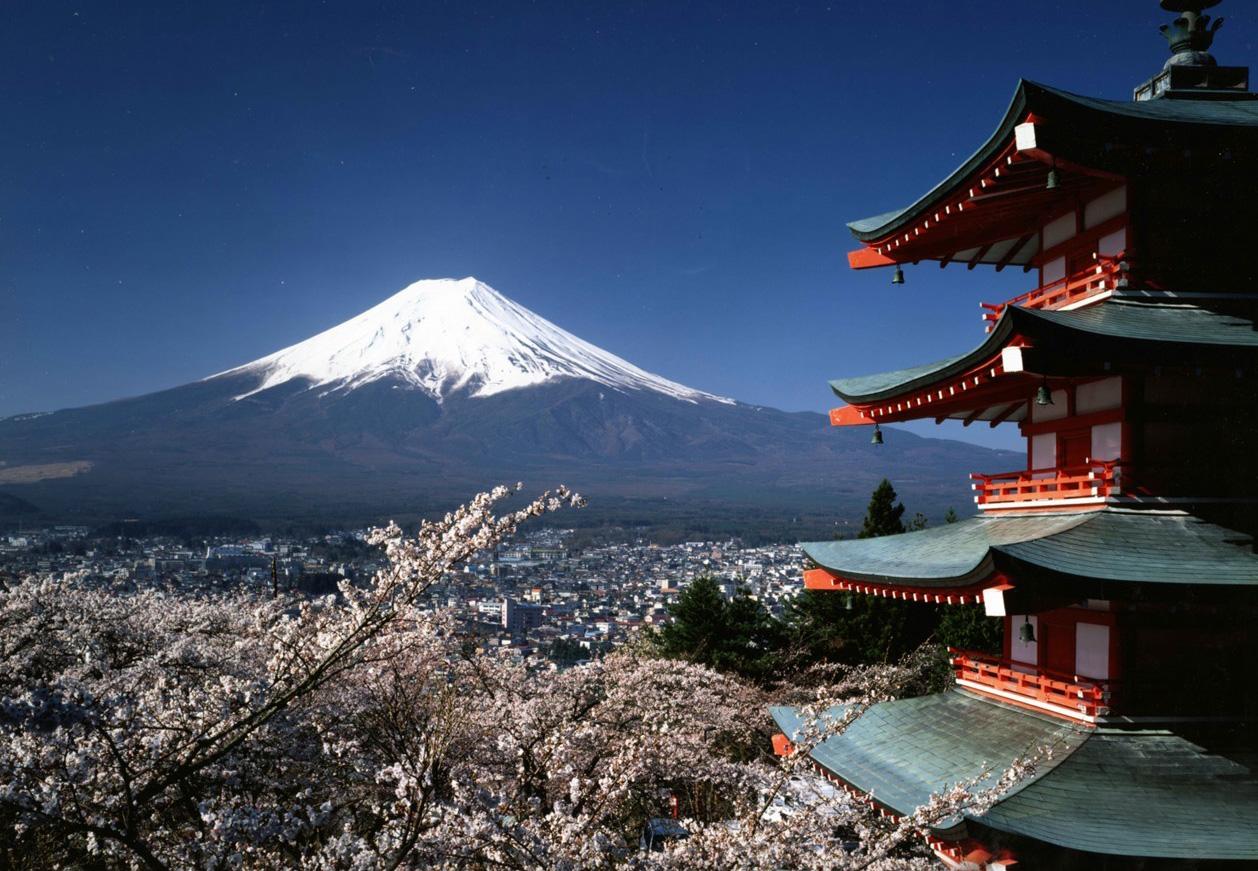 Самые интересные достопримечательности Японии - ТОП-24