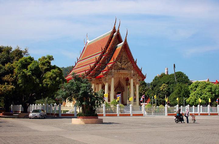 Храм Ват Саттахип