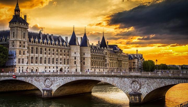 Достопримечательности в Париже: Консьержери