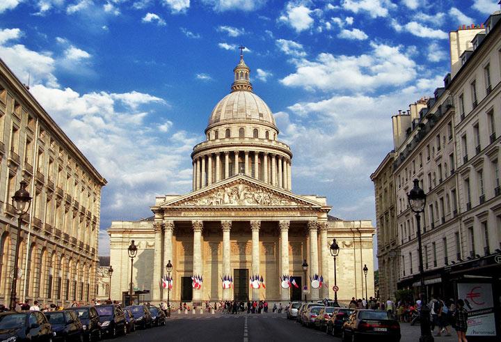 Париж: достопримечательности. Пантеон