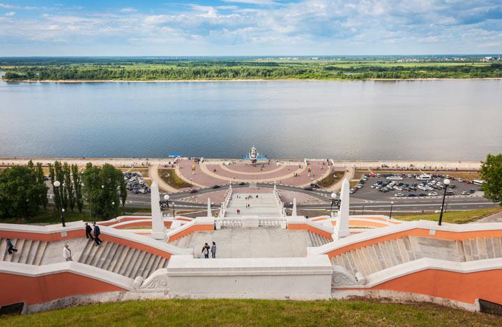 Лучшие места в Нижнем Новгороде