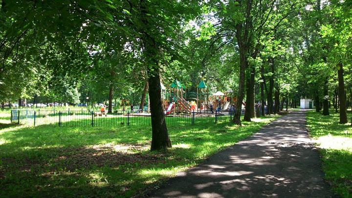 Главные достопримечательности Ярославля: парк Юбилейный