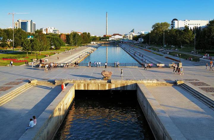 Красивые места в Екатеринбурге