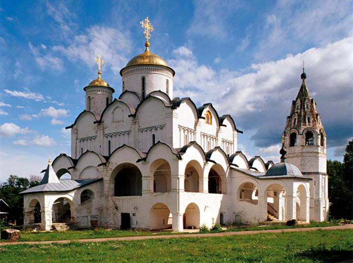 Достопримечательности Суздаля: Суздальский Покровский монастырь