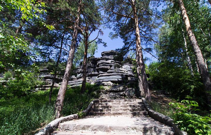 Красивые места в Екатеринбурге: ТОП-8