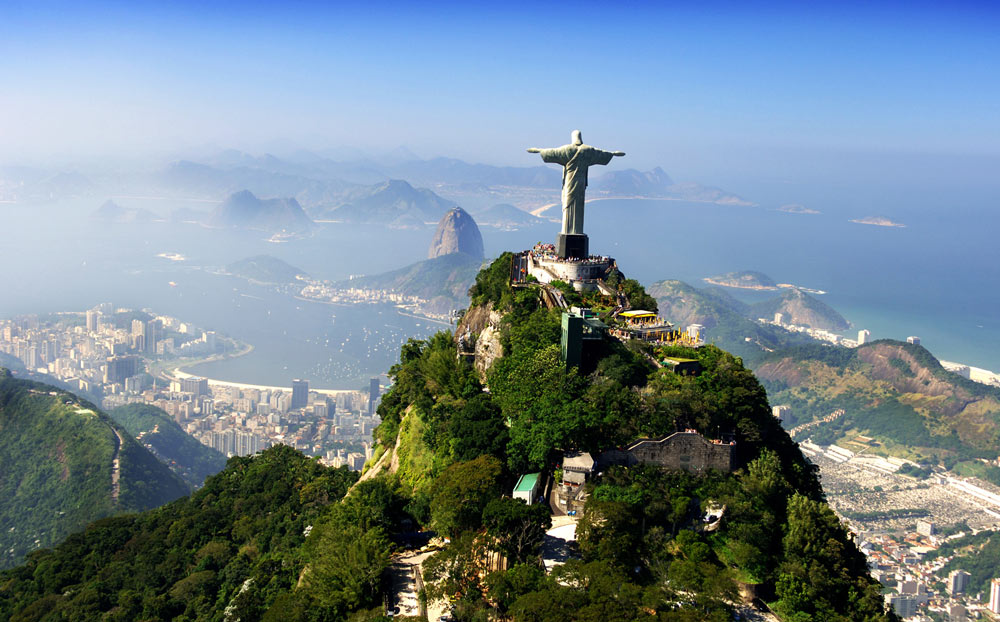 Достопримечательности Рио-де-Жанейро: Статуя Христа